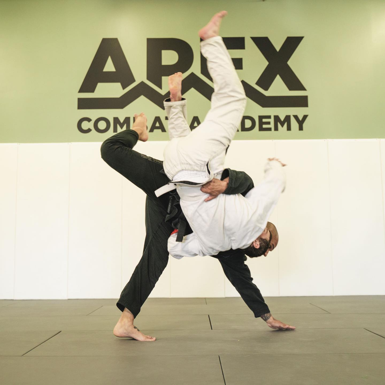 Apex Combat Academy BRAZILIAN JIU JITSU