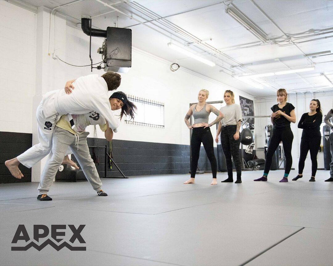 Apex Combat Academy Women's Only Jiu Jitsu