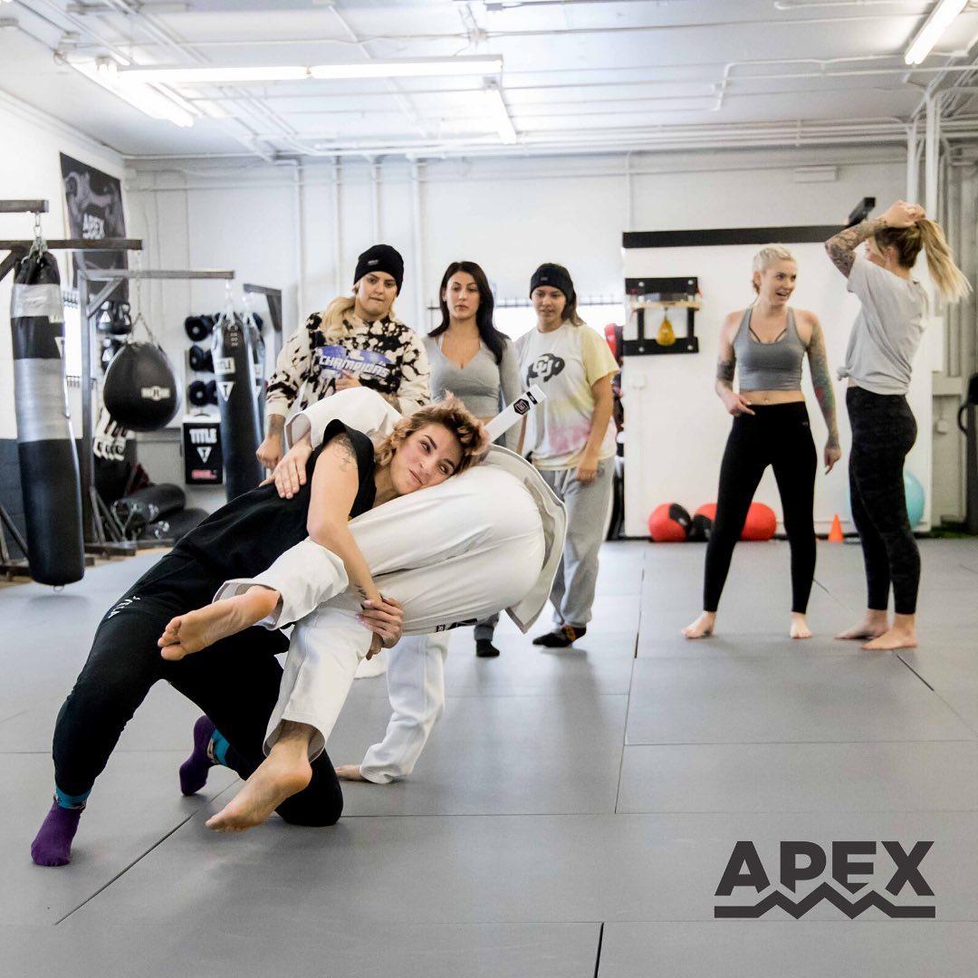 Apex Combat Academy Women's Jiu Jitsu