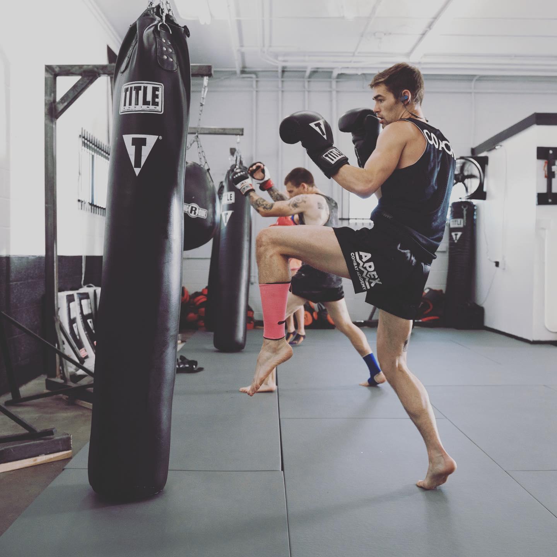 Apex Combat Academy Muay Thai Kickboxing
