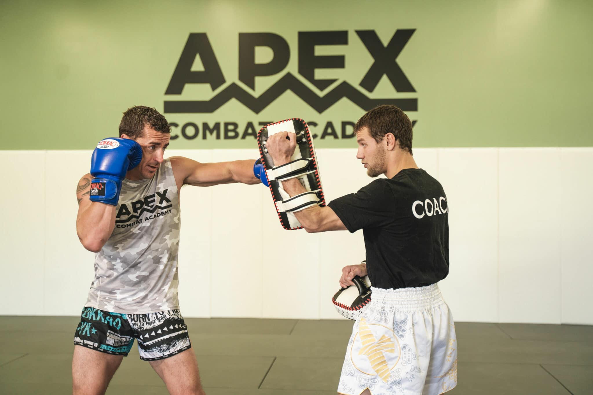 Apex Combat Academy MMA Classes For Beginners!