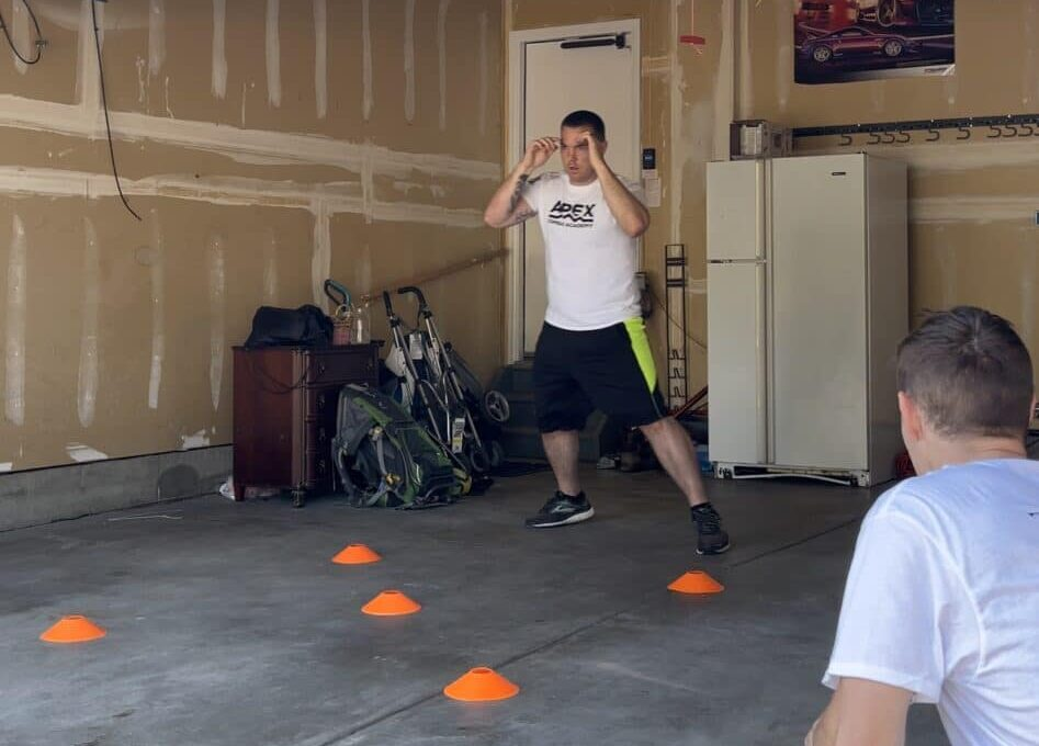 Apex Combat Academy At-Home Personal Coaching/Training