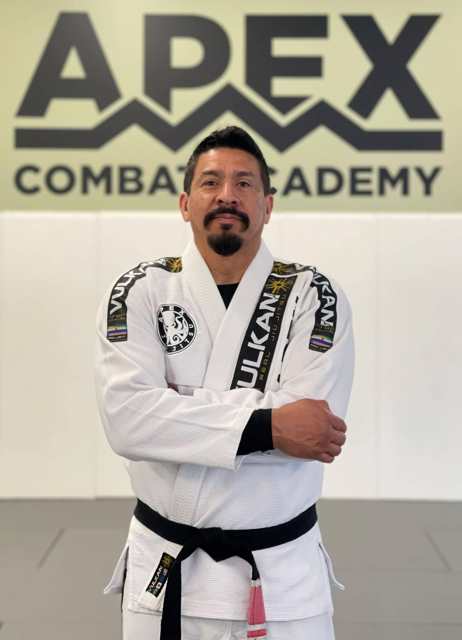 Professor Lee Holloway - Head of Apex Jiu Jitsu