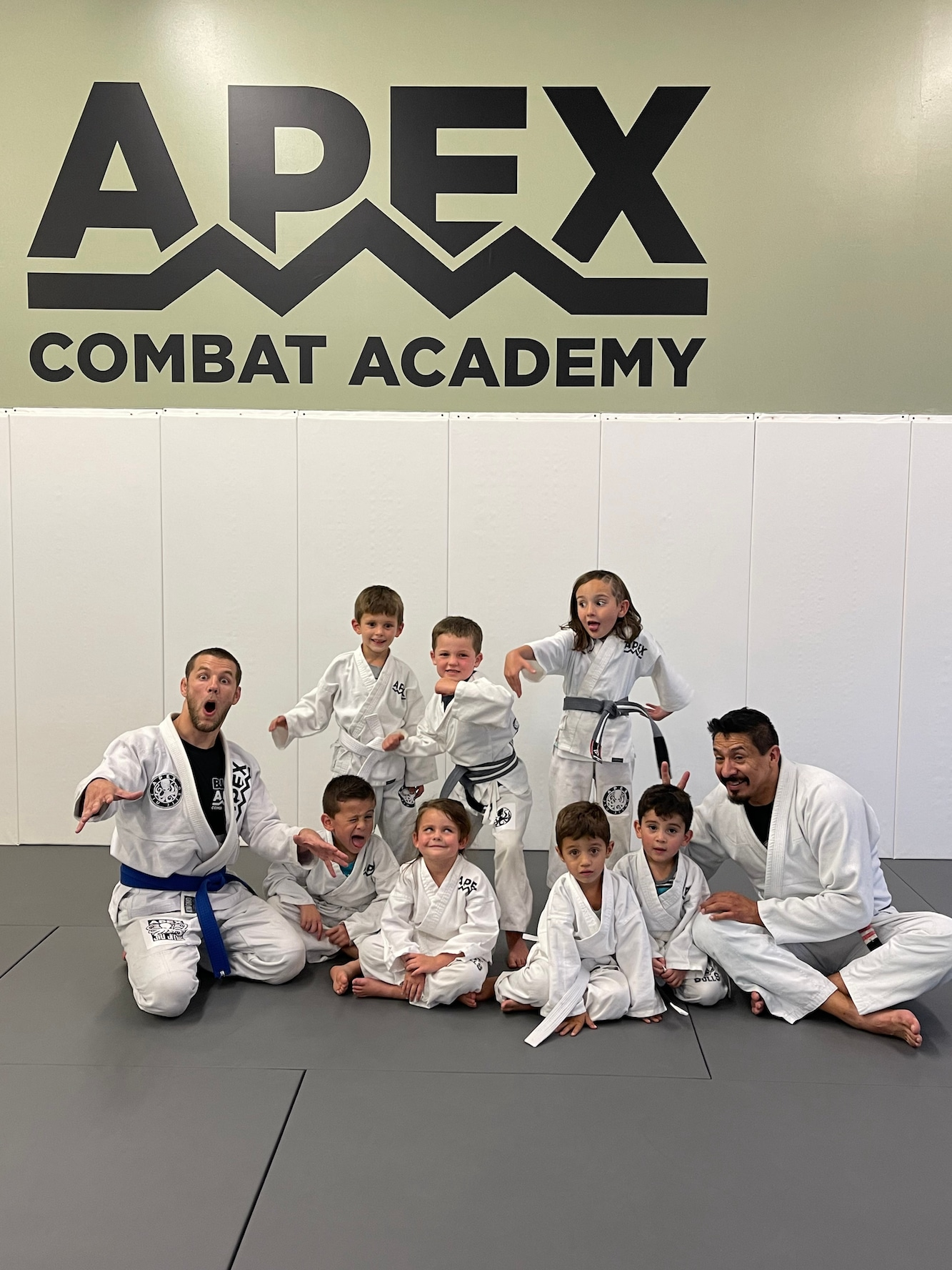 Apex Combat Academy Youth Classes